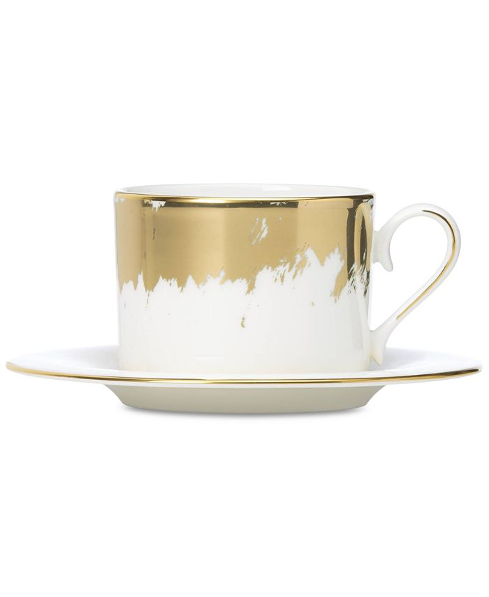 Lenox - Casual Radiance Can Cup & Saucer Set