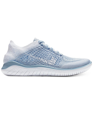 Persona con experiencia pase a ver Humedal  Nike Women's Free Run Flyknit 2018 Running Sneakers from Finish Line &  Reviews - Finish Line Athletic Sneakers - Shoes - Macy's