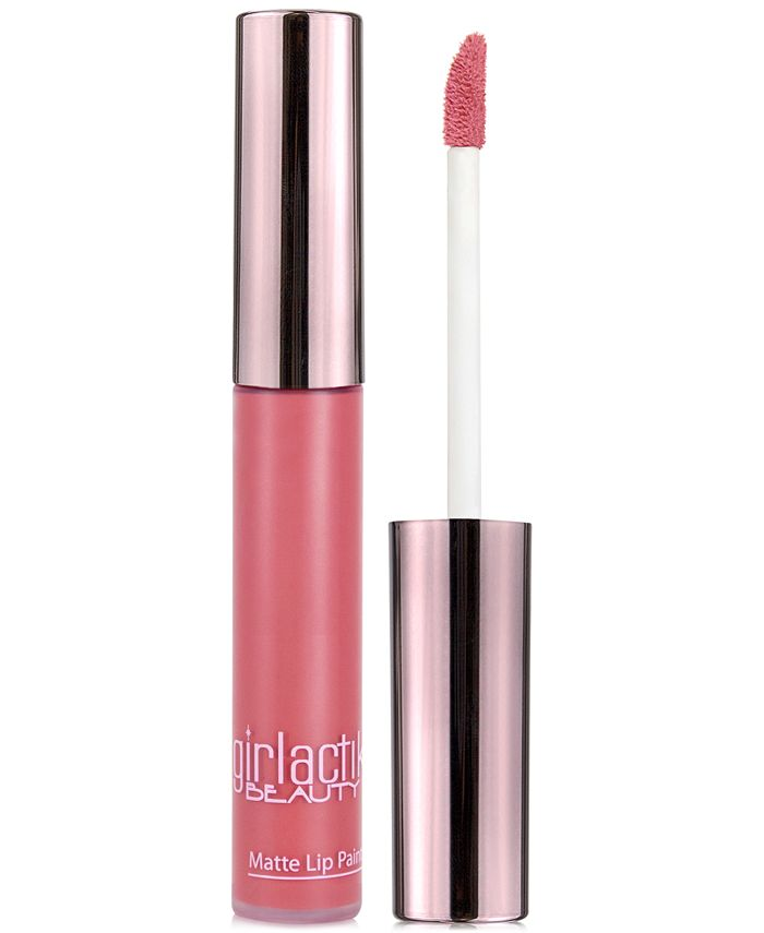 girlactik - Girlactik Matte Lip Paint, 0.25-oz.
