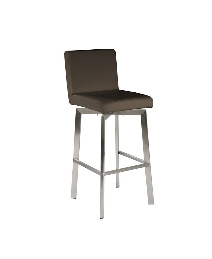 Moe's Home Collection - GIRO BARSTOOL GREY