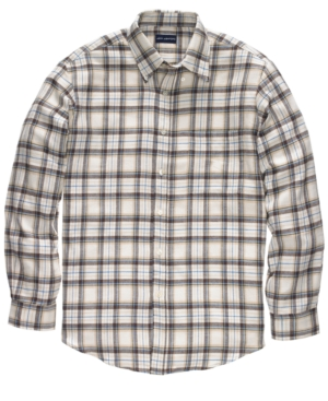 John Ashford Shirt, Plaid Flannel Shirt