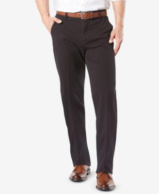 Men's Big & Tall Workday Classic Fit Smart 360 Flex Stretch Khakis