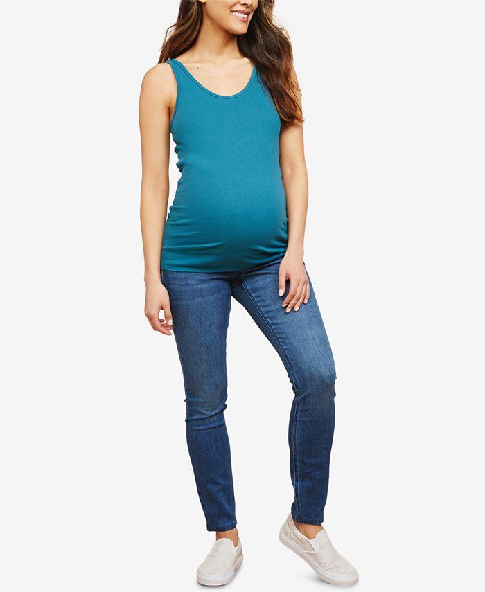 Motherhood Maternity - Maternity Petite Skinny Jeans