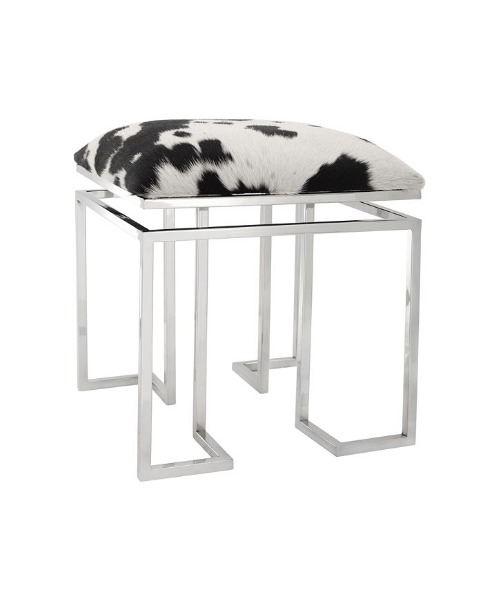Moe's Home Collection - APPA STOOL SQUARE
