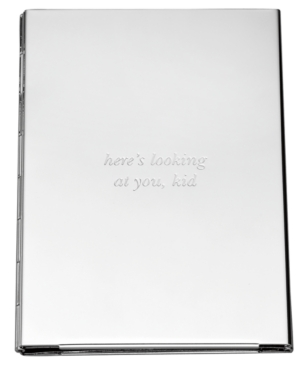 kate spade new york Picture Frame, Silver Street Folding Pocket