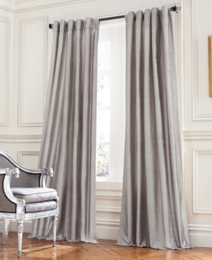 "Beacon Looms Window Treatments, Duchess Interlined Silk 50"" x 96"" Panel Bedding"