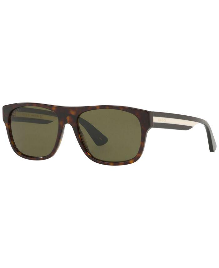 Gucci - Sunglasses, GG0341S 56