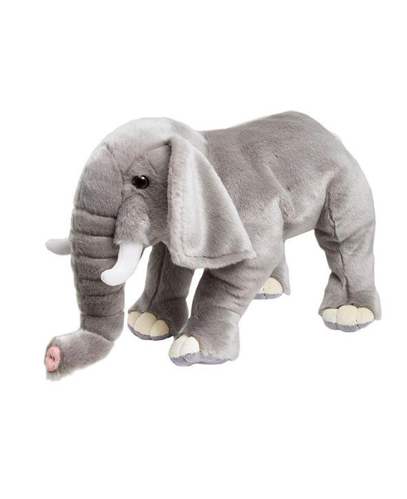 FAO Schwarz Toy Plush Elephant 18inch