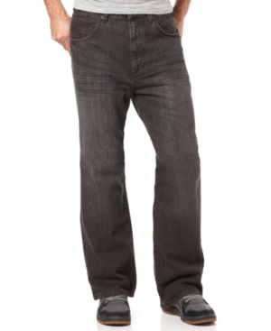 Sean John Jeans Dark Wash Garvey Loose Fit