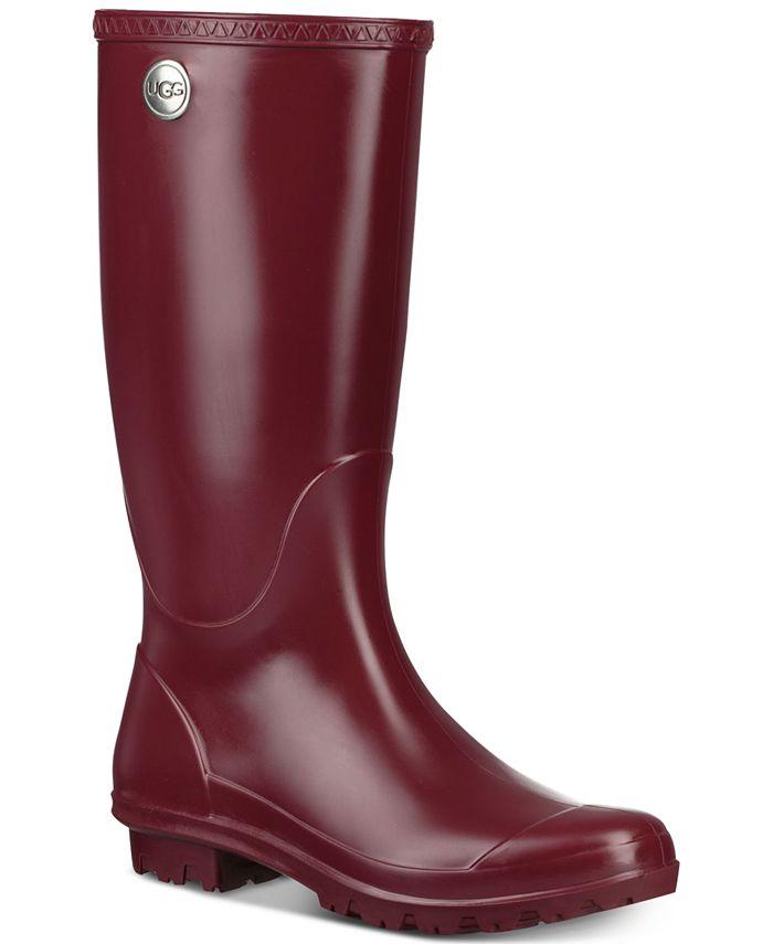 UGG® - Women's Shelby Matte Rain Boots