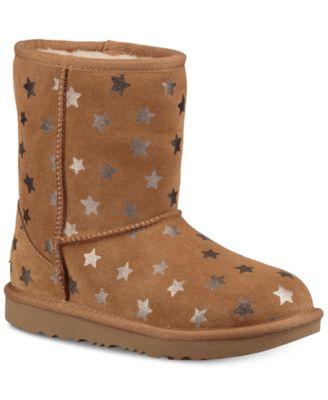 Big Girls Classic Short II Stars Boots