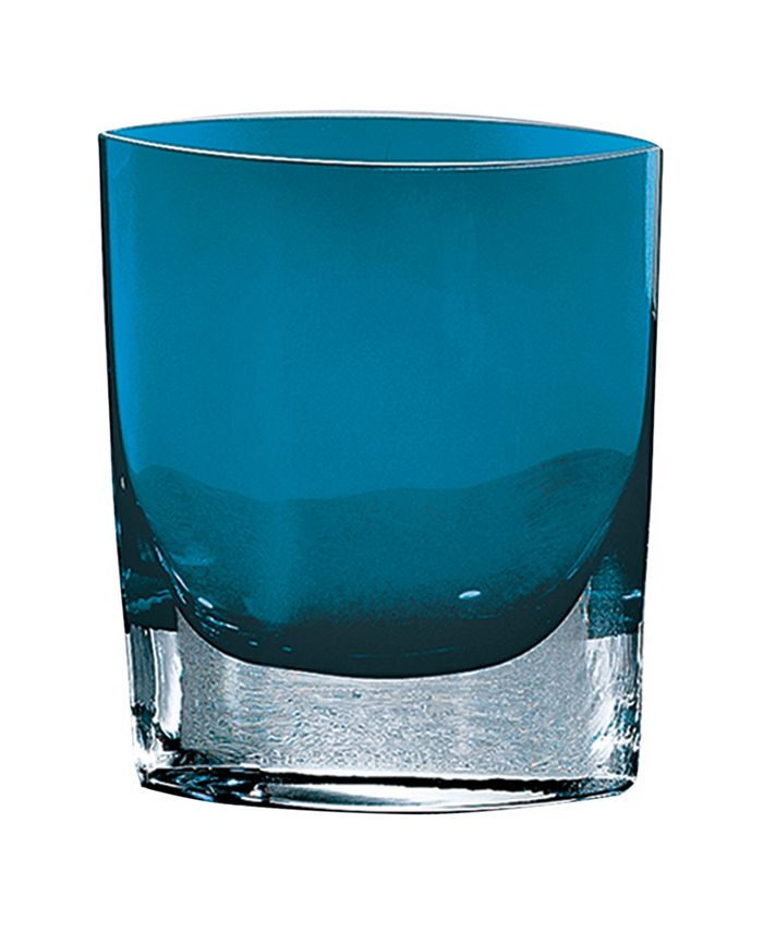 "Badash Crystal - Peacock 8"" Vase"