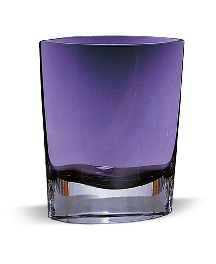 """Badash Crystal - Violet 8"""" Vase"""