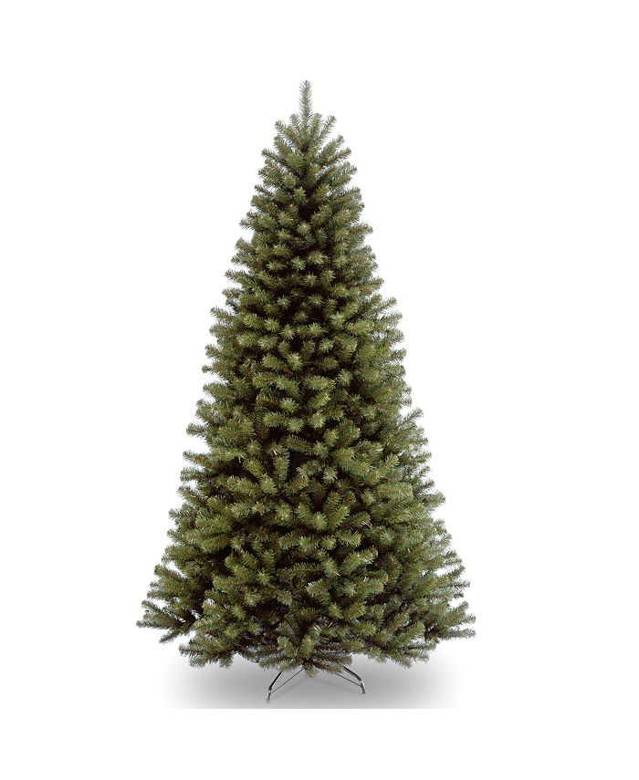 National Tree Company - 7 .5' North Valley Spruce Hinged Tree