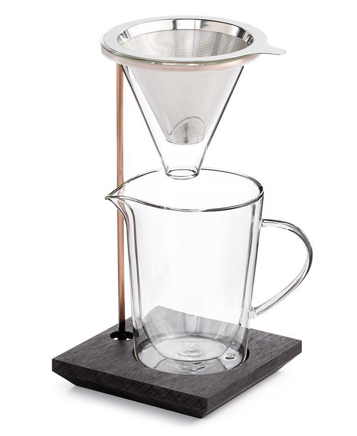 Hotel Collection - Slow Brew Coffee Set