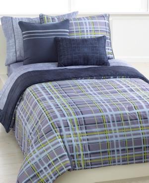 Brice 7 Piece Twin Comforter Set Bedding