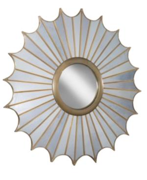 Regina Andrew Mirror, Hand Braised Scalloped
