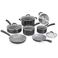 Deals on Cuisinart Advantage Ceramica XT Non-Stick 11 Piece Cookware Set