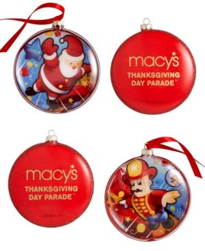 Kurt Adler Christmas Ornament, Macy's Thanksgiving Day Parade Balloons
