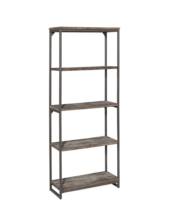 Home Styles - Barn side Metro 5-Tier Shelf