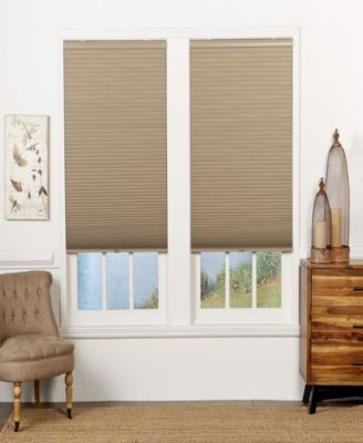 Cordless Blackout Cellular Shade, 42x64