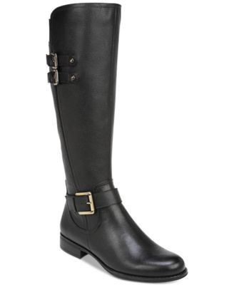 Naturalizer Jessie Leather Riding Boots