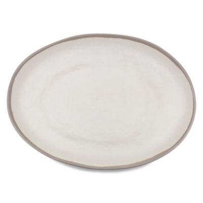 Potter Stone Melaboo Oval Platter