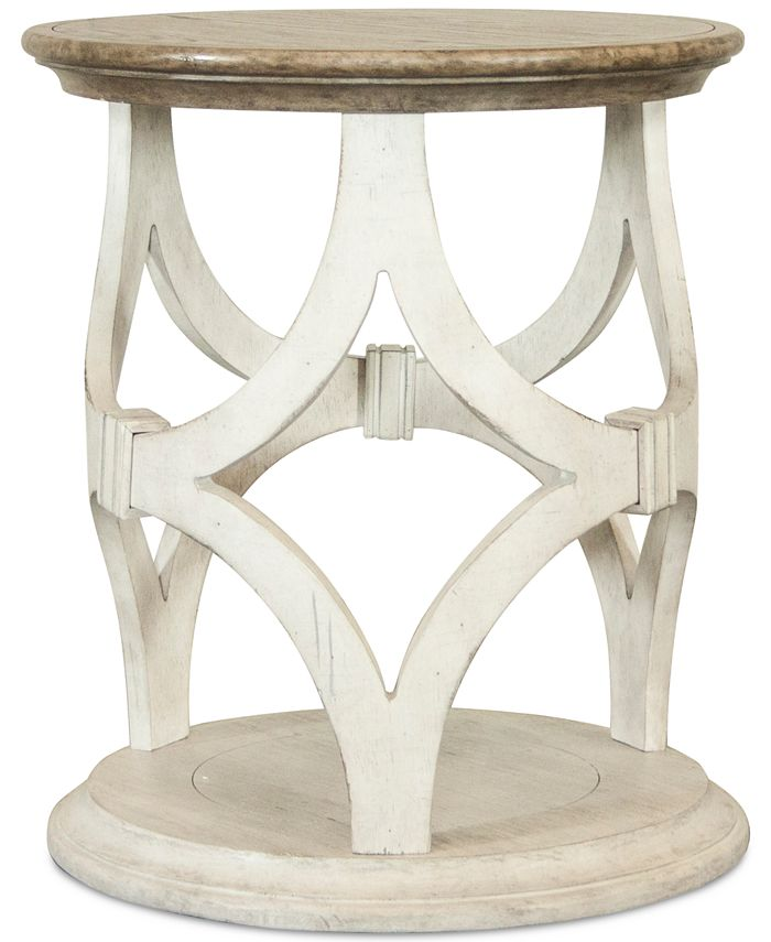 Furniture - Hadley Round Side Table