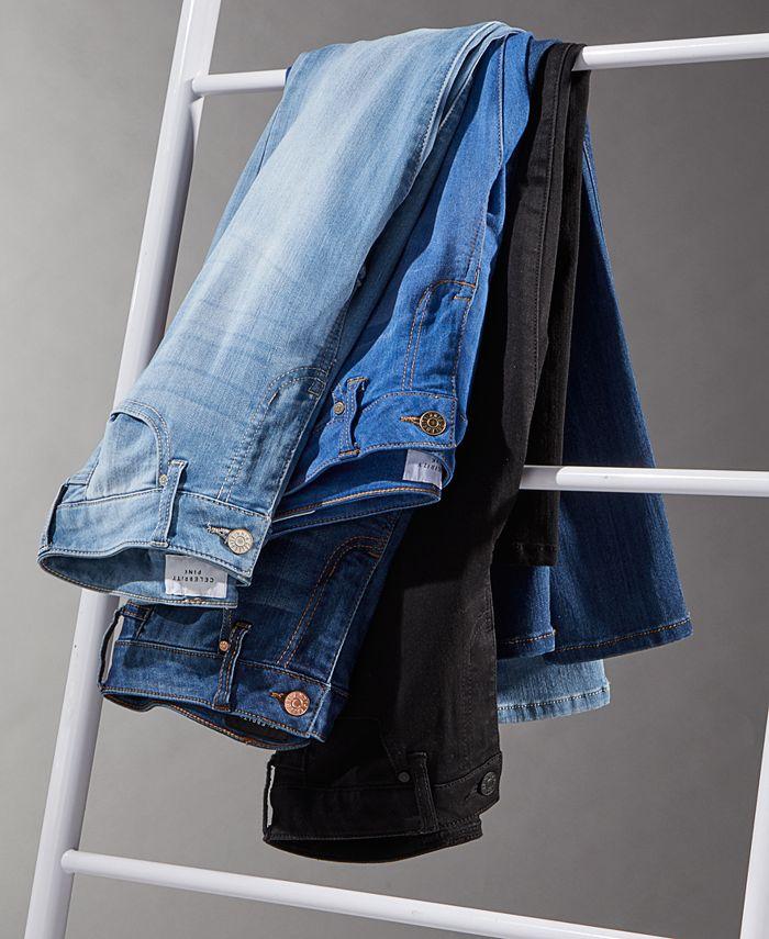Celebrity Pink - Juniors' Infinite Stretch Resistance Wash Super-Skinny Jeans