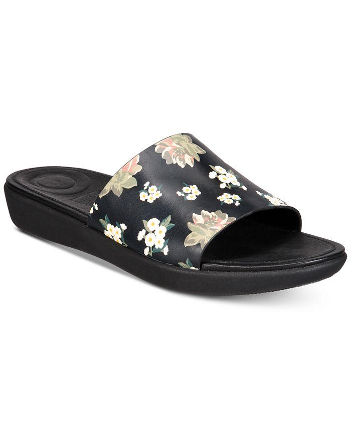 FitFlop - Sola Slide Sandals
