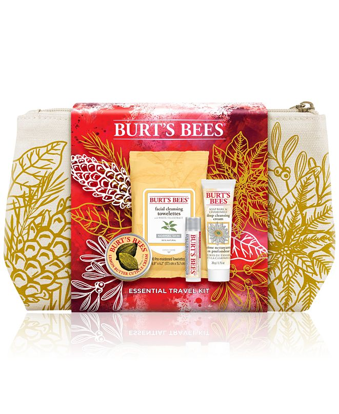 Burt's Bees 5-Pc. Travel Essentials Set