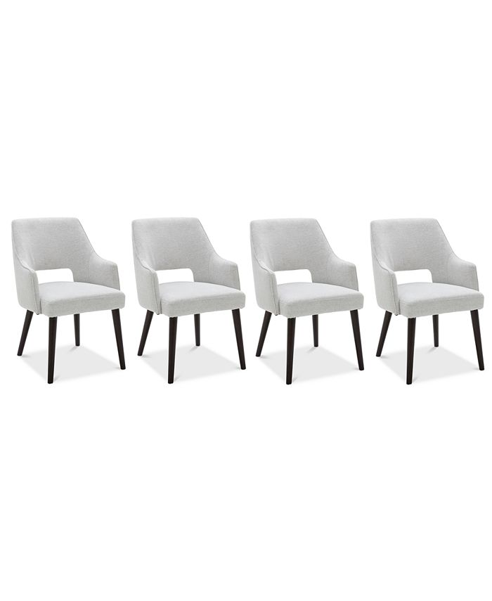 Furniture - Aspen Dining , 4-Pc. Set (4 Host Chairs)