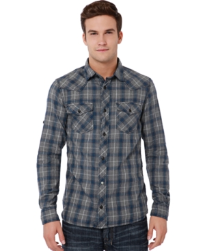 Buffalo David Bitton Shirt, Segult Plaid Shirt