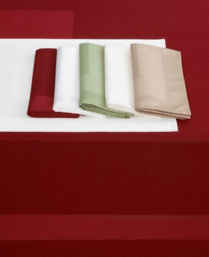"Bardwil Table Linens, Hampton 60"" x 84"" Tablecloth"