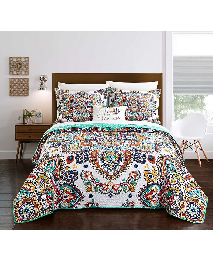 Chic Home - Chagit 8-Pc. Quilt Sets