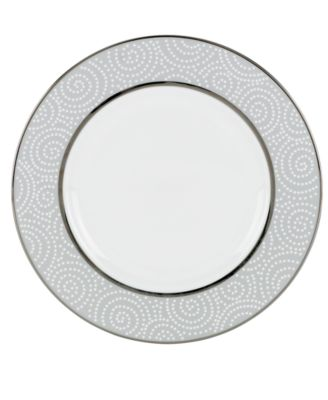 Lenox Pearl Beads Accent Plate