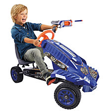 Hauck Nerf Striker Ride On Pedal Go Kart