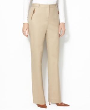 Charter Club Pants, Classic Fit Straight Leg Trousers