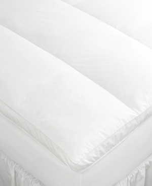 Charter Club Bedding, Vail Elite California King Featherbed Bedding