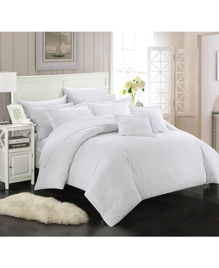 Chic Home - Khaya 5-Pc. Twin Comforter Set