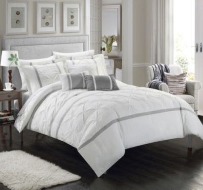 Dorothy 10-Pc King Comforter Set