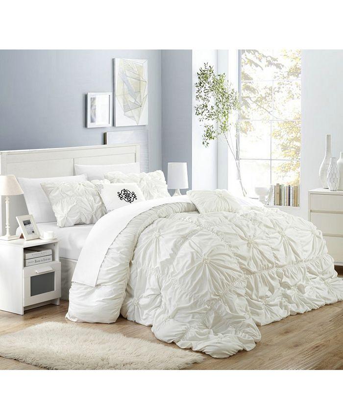 Chic Home - Halpert Comforter Set