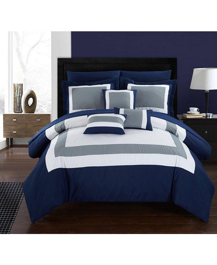 Chic Home - Duke Comforter Set