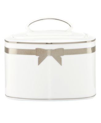 kate spade new york Grace Avenue Sugar Bowl with Lid