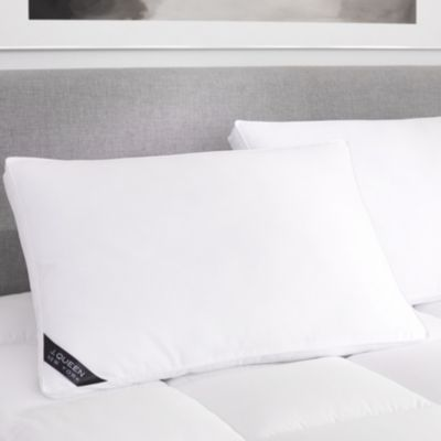Regency 300 Thread Count Cotton Sateen allergen Barrier Down Alternative Pillow - King - Firm