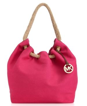 MICHAEL Michael Kors Handbag, Marina Shoulder Tote