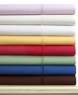 Charter Club Bedding, Simple Care 300 Thread Count California King Sheet Set Bedding