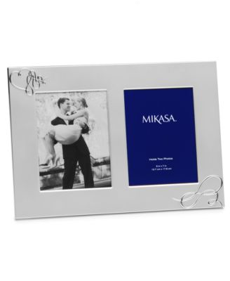 Mikasa Picture Frame, Double Invitation Frame