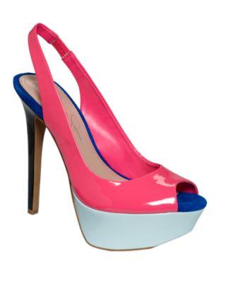 Jessica Simpson Shoes, Halie Platform Pumps