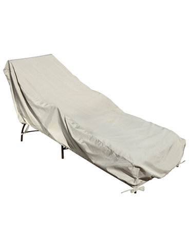 Outdoor patio furniture cover chaise lounge furniture for Chaise covers outdoor furniture